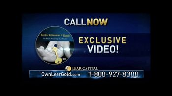 Lear Capital TV Spot, 'Investors Are Snapping Up Gold' - Thumbnail 4