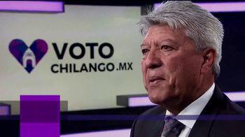 Vote Chilango TV Spot, 'Soy Chilango' con Jesús Ramírez [Spanish] - 3 commercial airings