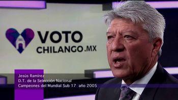 Vote Chilango TV Spot, 'Soy Chilango' con Jesús Ramírez [Spanish] - Thumbnail 3