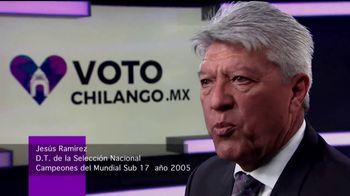 Vote Chilango TV Spot, 'Soy Chilango' con Jesús Ramírez [Spanish] - Thumbnail 4