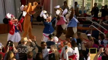 Disney Cruise Line TV Spot, 'Disney Channel: Raven's Home' Ft. Issac Brown