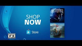 PlayStation Store TV Spot, 'Descent' - Thumbnail 9
