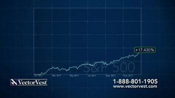 VectorVest Model Portfolios TV Spot, 'Beat the S&P'
