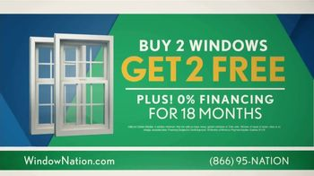Window Nation TV Spot, 'A Family-Owned Window Replacement Company' - Thumbnail 10