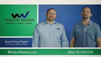 Window Nation TV Spot, 'A Family-Owned Window Replacement Company' - Thumbnail 2