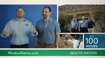 Window Nation TV Spot, 'A Family-Owned Window Replacement Company' - Thumbnail 3