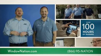Window Nation TV Spot, 'A Family-Owned Window Replacement Company' - Thumbnail 4