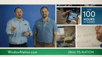 Window Nation TV Spot, 'A Family-Owned Window Replacement Company' - Thumbnail 5