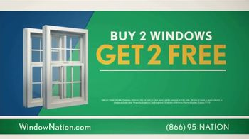 Window Nation TV Spot, 'A Family-Owned Window Replacement Company' - Thumbnail 9