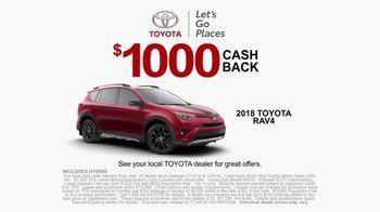 2018 Toyota RAV4 TV Spot, 'Driven' [T2] - Thumbnail 9