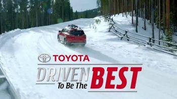 2018 Toyota RAV4 TV Spot, 'Driven' [T2] - 174 commercial airings