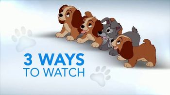 Lady and the Tramp Home Entertainment TV Spot - Thumbnail 5