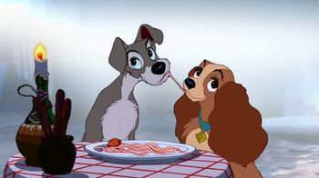 Lady and the Tramp Home Entertainment thumbnail