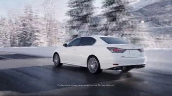Lexus Special Presidents' Day Offer TV Spot, 'Cabin Fever' Song by Farmdale [T2] - Thumbnail 2