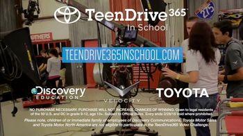 Toyota TV Spot, '2018 TeenDrive365 Video Challenge' [T1] - Thumbnail 8