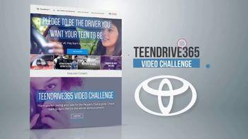 Toyota TV Spot, '2018 TeenDrive365 Video Challenge' [T1] - Thumbnail 4