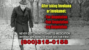 Meyer Law Firm TV Spot, 'Invokana: Amputations'