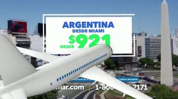 Costamar Travel TV Spot, 'Ofertas espectaculares: cuatro días' [Spanish]