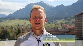 Pac-12 Conference TV Spot, 'PAC Profiles: Yannik Paul'