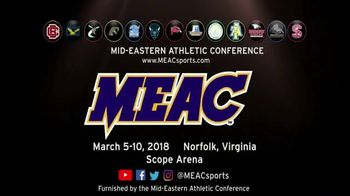 Mid-Eastern Athletic Conference TV Spot, '2018 MEAC Conference' - Thumbnail 7