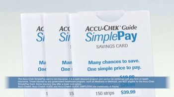 Accu-Chek Guide SimplePay TV Spot, 'Expense Fluctuation' - Thumbnail 10