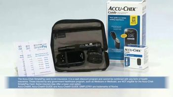 Accu-Chek Guide SimplePay TV Spot, 'Expense Fluctuation' - Thumbnail 7