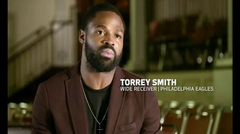 NFL TV Spot, '#LetsListenTogether' Feat. Torrey Smith, Malcolm Jenkins - 11 commercial airings