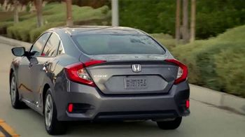 2018 Honda Civic TV Spot, 'Dad and Me' [Spanish] [T1] - Thumbnail 10