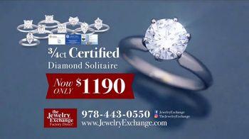 Jewelry Exchange TV Spot, 'Various Certified GIA Diamonds' - Thumbnail 2