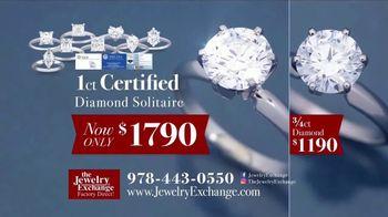 Jewelry Exchange TV Spot, 'Various Certified GIA Diamonds' - Thumbnail 3