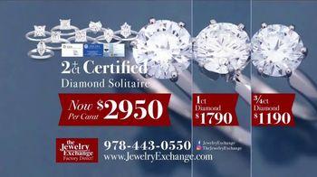 Jewelry Exchange TV Spot, 'Various Certified GIA Diamonds' - Thumbnail 4