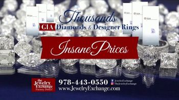 Jewelry Exchange TV Spot, 'Various Certified GIA Diamonds' - Thumbnail 6