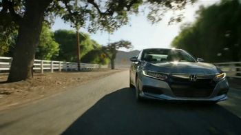 2018 Honda Accord TV Spot, 'Path' [Spanish] [T1] - Thumbnail 5