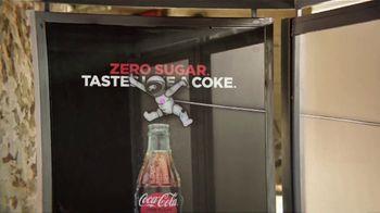 Coca-Cola Zero Sugar TV Spot, 'Astronaut' - Thumbnail 9