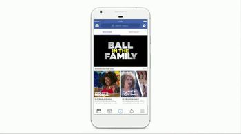 Facebook Watch TV Spot, 'Ball in the Family' - Thumbnail 10