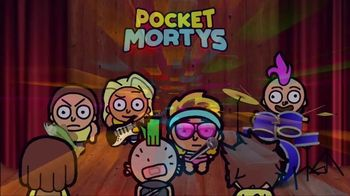 Pocket Mortys TV Spot, 'Seriously' - Thumbnail 1