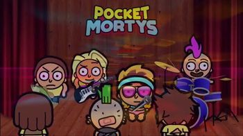 Pocket Mortys TV Spot, \'Seriously\'