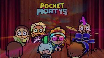 Pocket Mortys TV Spot, 'Seriously' - Thumbnail 4