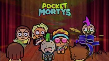 Pocket Mortys TV Spot, 'Seriously' - Thumbnail 7