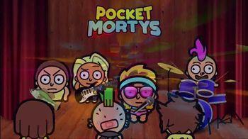 Pocket Mortys TV Spot, 'Seriously' - Thumbnail 8