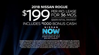 Nissan Now Presidents Day Sales Event TV Spot, 'Can't Miss' [T2] - Thumbnail 8