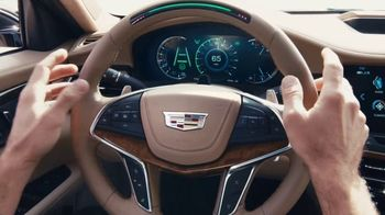 Cadillac CT6 TV Spot, 'No Hands' Song by Etta James