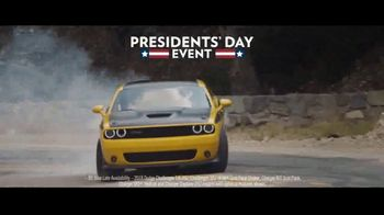 Dodge Presidents' Day Event TV Spot, 'American Muscle'