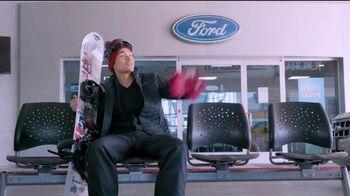 Ford TV Spot, 'Ski for Free' [T2] - Thumbnail 9