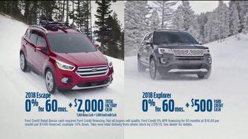 Ford TV Spot, 'Ski for Free' [T2] - Thumbnail 2