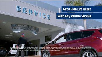 Ford TV Spot, 'Ski for Free' [T2] - Thumbnail 8