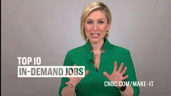 CNBC TV Spot, 'Healthcare Jobs' Featuring Morgan Brennan - Thumbnail 3