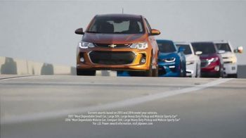 Chevrolet TV Spot, 'Freeway Talk' - Thumbnail 6