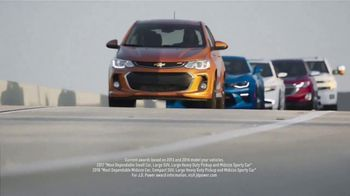 Chevrolet TV Spot, 'Freeway Talk' [T2] - Thumbnail 6