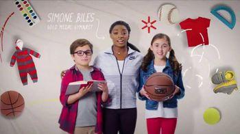 Mattress Firm Foster Kids TV Spot, 'Donate Supplies' Feat. Simone Biles - Thumbnail 7